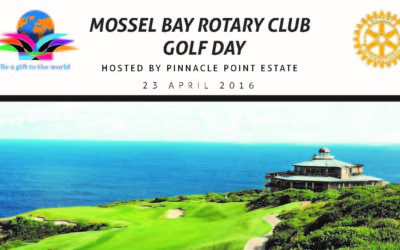 ROTARY CLUB OF MOSSEL BAY TO HOST ANNUAL GOLF DAY AT PINNACLE POINT