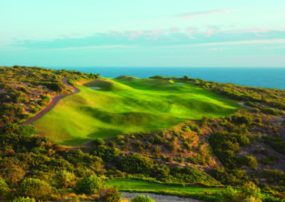 6th Hole, Pinnacle Point Golf  & Beach Resort