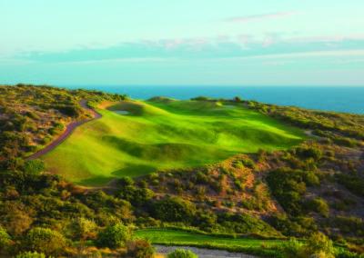 6th Hole, Pinnacle Point Golf  & Beach Resort