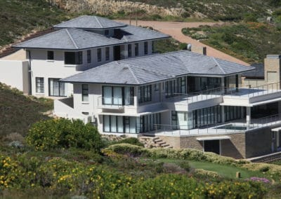 House on the fairway